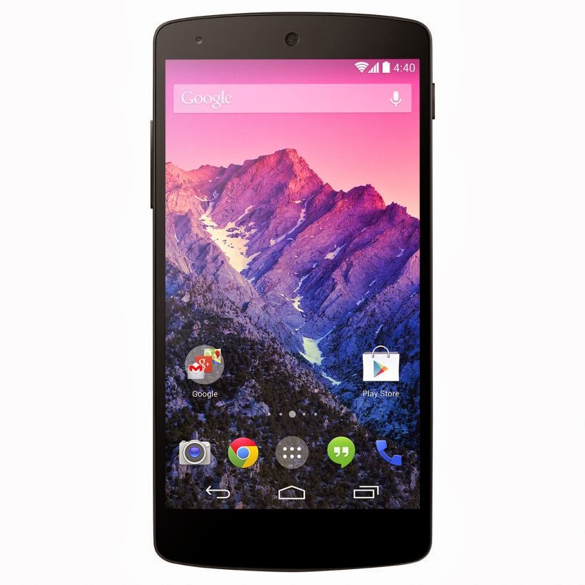 Handphone Andoid LG nexus 5