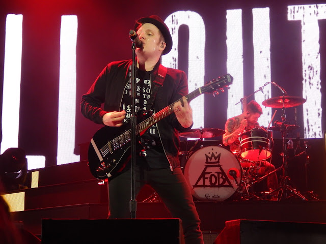 Patrick Stump Fall Out Boy