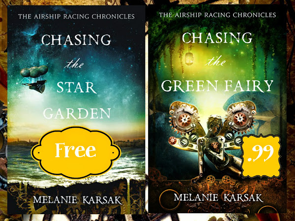 Summer Sale! Chasing the Star Garden is Free! Catch the Green Fairy for just .99 cents!