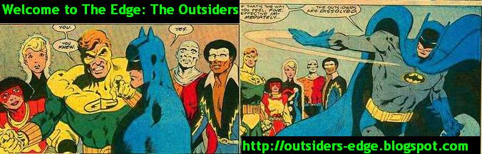 Welcome To The Edge: The Outsiders
