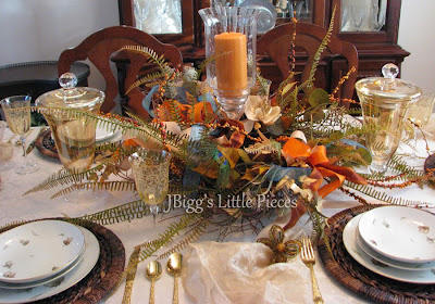 Thanksgiving tablescape and decor,Thanksgiving centerpiece