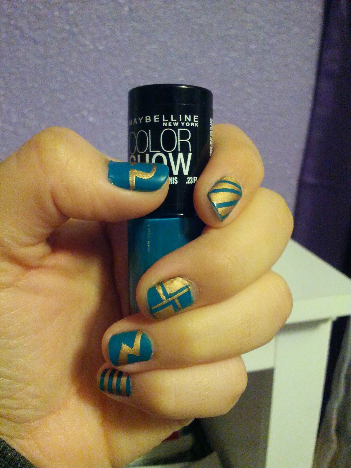 Lili Lost in a Book: Literary Nails: The Lost Hero (Heroes of ...