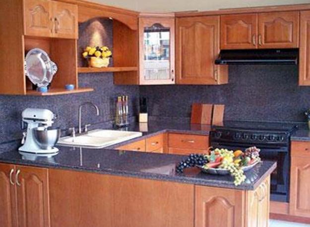 Muebles majosdy cosina integral for Imagenes de muebles de cocina americanas