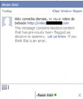 Awas!! Malware Menyerang Lewat Facebook