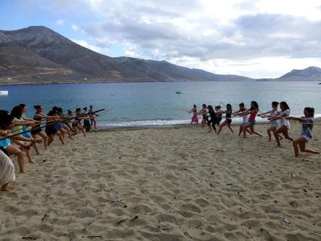 Soul_Body Journey, ad Amorogs, Cicladi/Grecia dal 25.03.2016 al 31.03.2016