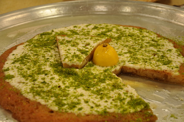 Oktay Usta İrmik Kaymaklı Ekmek Kadayıfı Tarifi Yeşil Elma