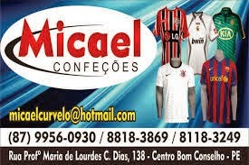 MICAEL CONFECÇOES