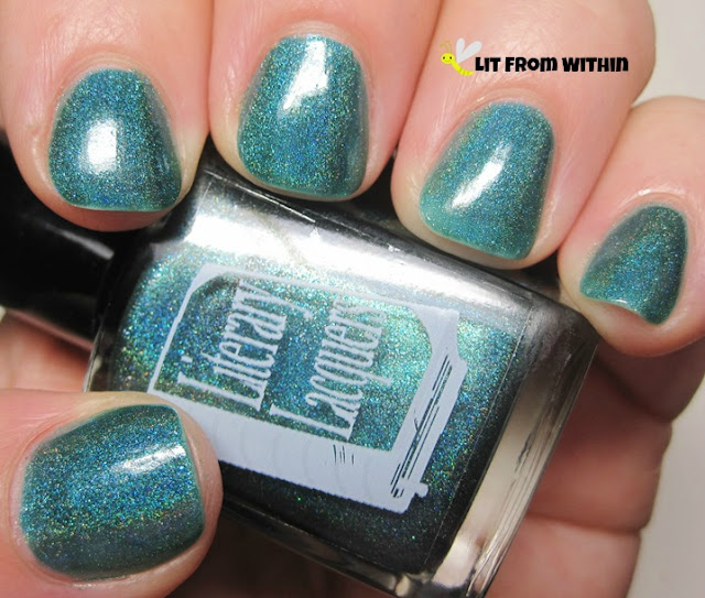 Literary Lacquers Lake of Shining Waters