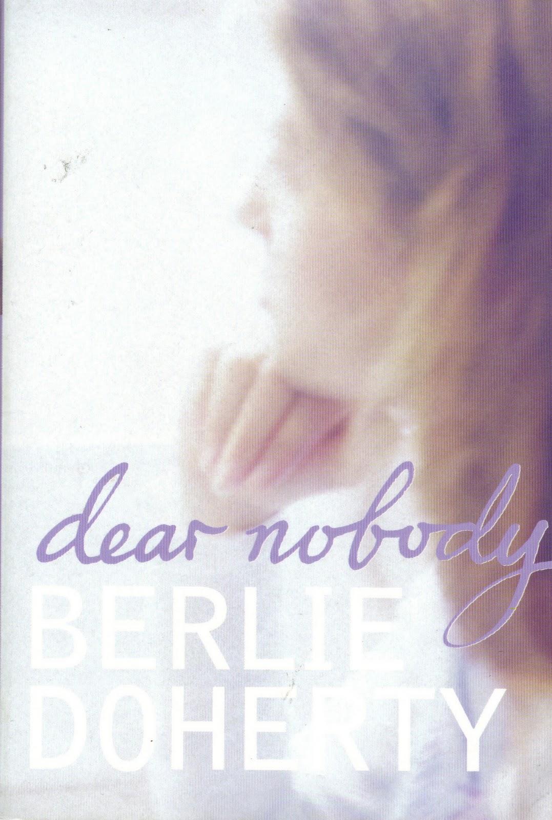 dear nobody Nobody knows (en español:nadie sabe) es el cuarto sencillo del álbum i'm not dead lanzado por la cantante pink en el 2007 la canción se destaca en el álbum por.