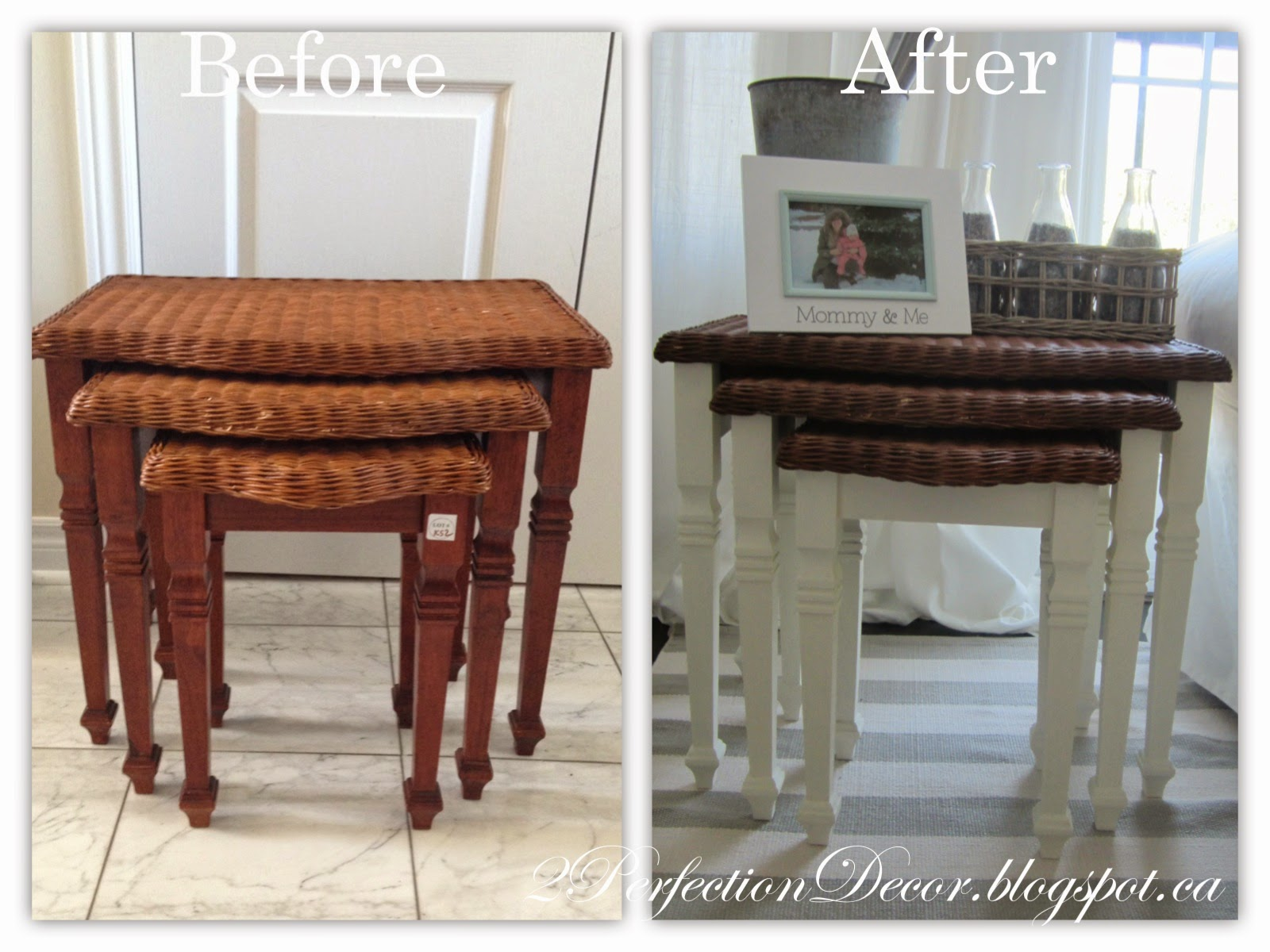 Superbe I Painted The Legs With Annie Sloan Chalk Paint In Old White. It Was Quite  A Tedious Job Even Though It Wasnu0027t A Big Project.. It Was Time Consuming  Due To ...