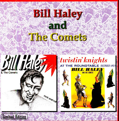 Bill Haley - Rock\'n\'Roll Music\'73 /Twistin Knights At The Round Table\'62