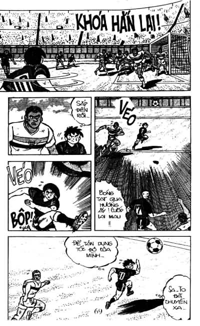Jindodinho - Đường Dẫn Đến Khung Thành III  Tập 24 page 69 Congtruyen24h
