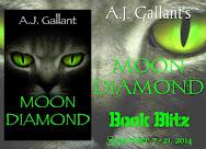 A.J. Gallant's Moon Diamond Book Blitz