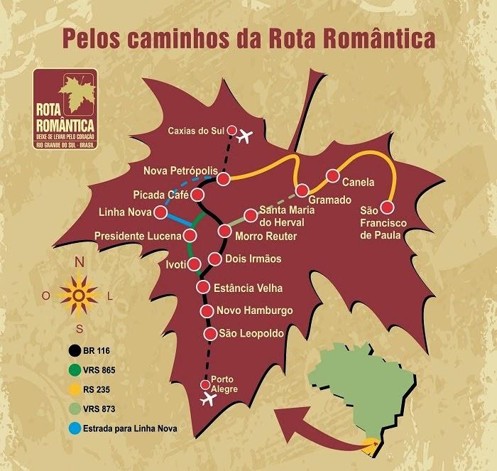 Roteiro de quatro dias por Gramado, Canela e Nova Petrópolis