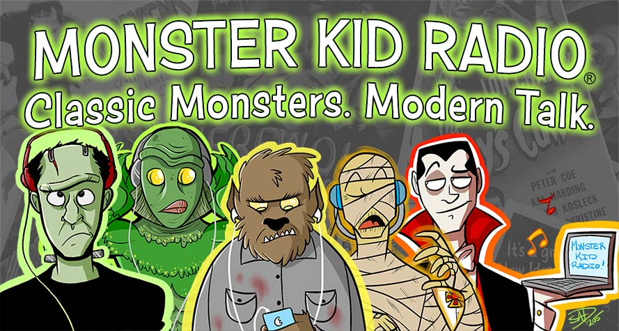 Monster Kid Radio®
