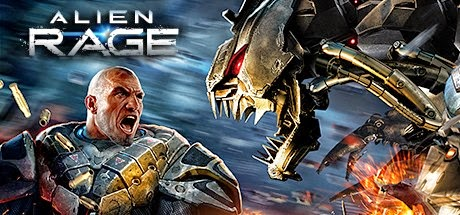 Download Game Alien Rage Single Link For PC