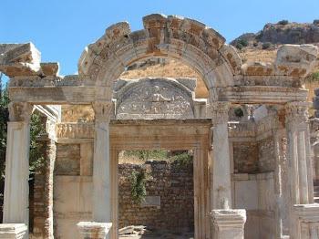 La ciudad de Éfeso.