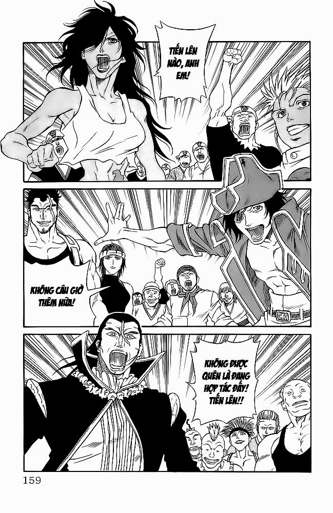 Vua Trên Biển – Coco Full Ahead chap 221 Trang 13 - Mangak.info