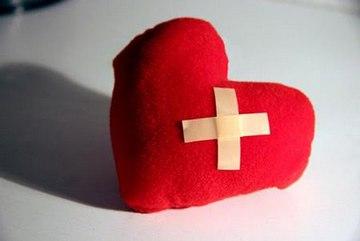 Resultado de imagen para imagenes corazones parchados
