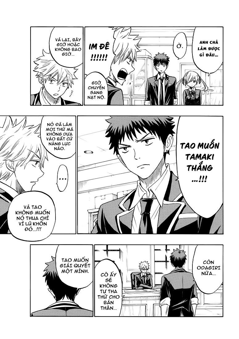 Yamada-kun to 7-nin no majo chap 170 page 6 - IZTruyenTranh.com
