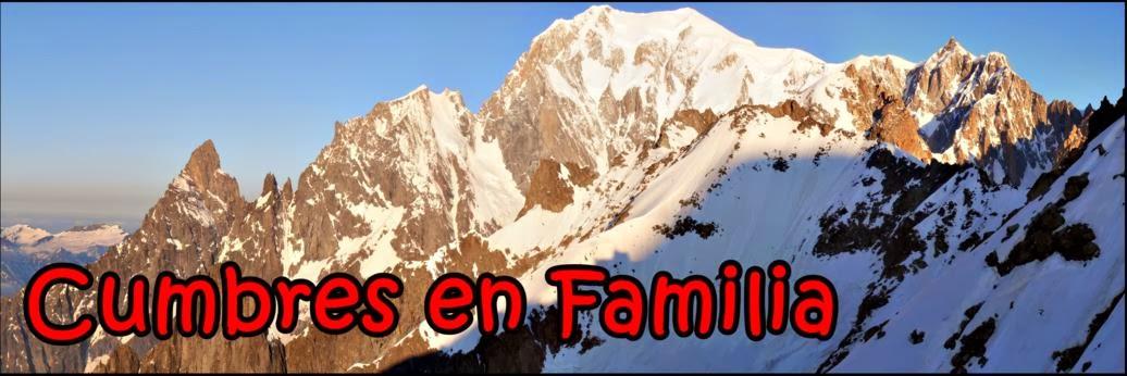 Cumbres en Familia