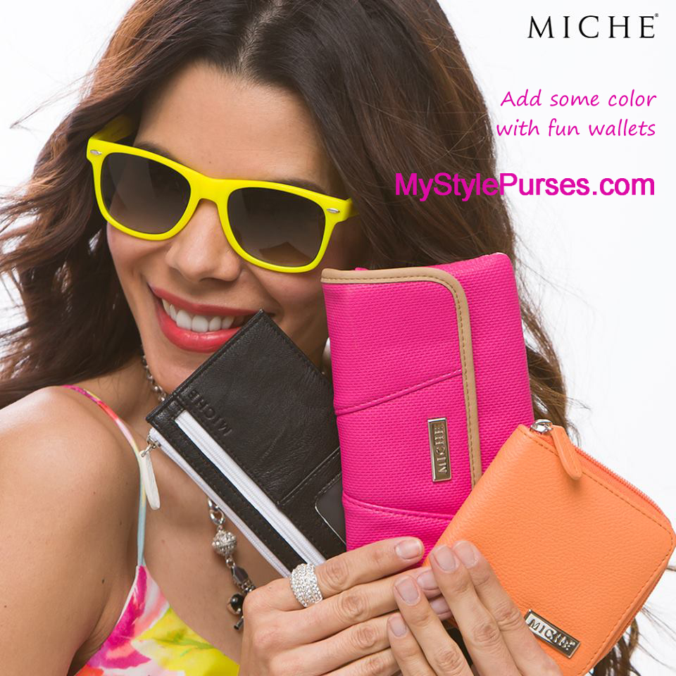Shop Miche Wallets and Coin Purses at MyStylePurses.com