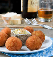 Bitterballen (croquetas holandesas)