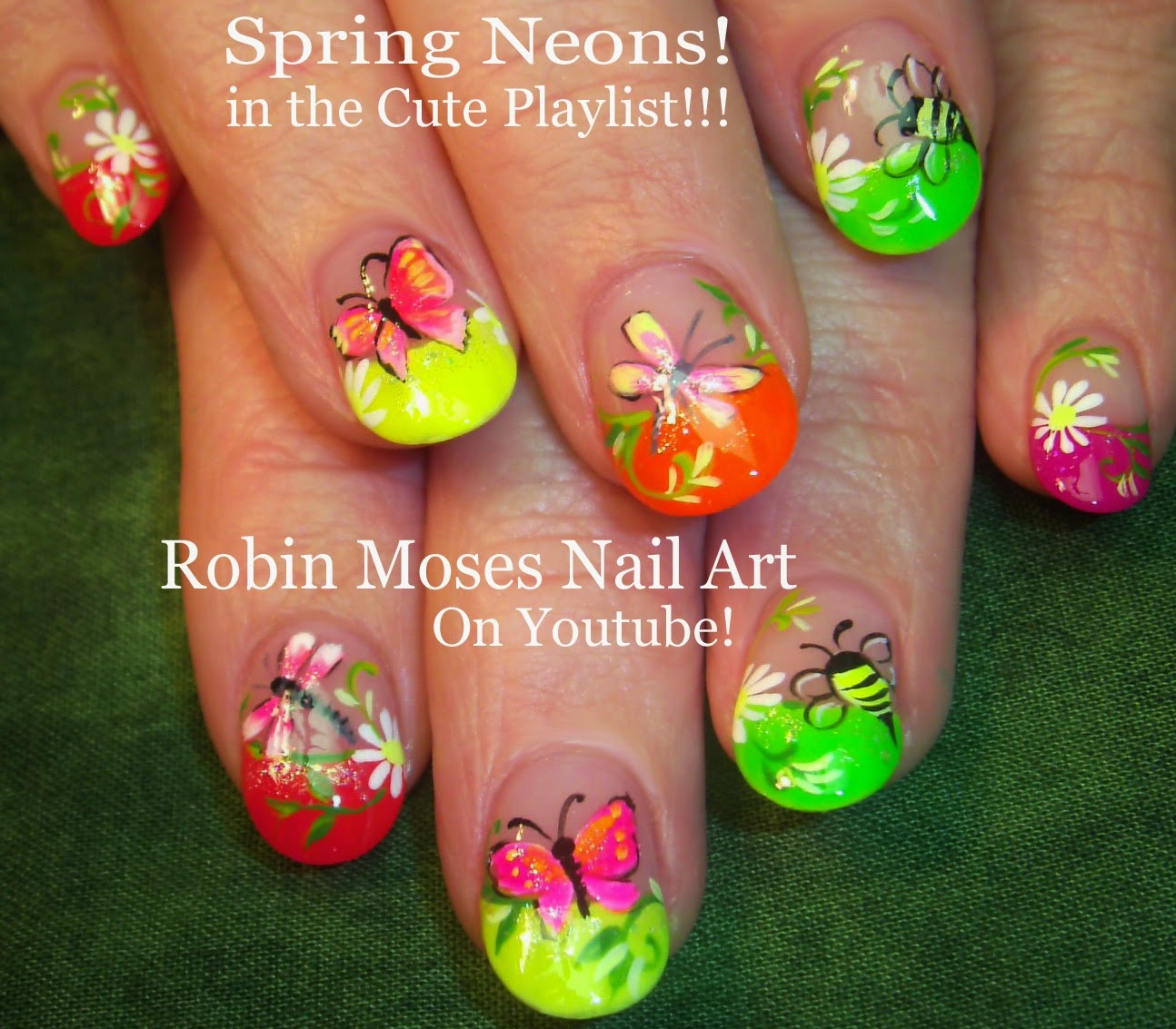 Robin Moses Nail Art Designs: Robin Moses Nail Art: March 2015