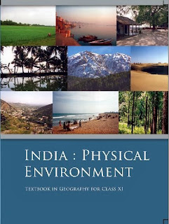 India : Physical Environmental Geography - Cover Page