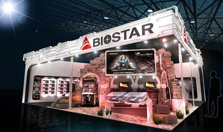 BIOSTAR at Computex 2015