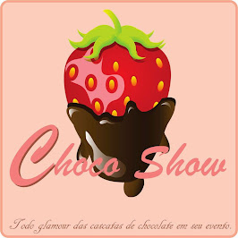 ChocoShow Eventos - Cascata de Chocolate