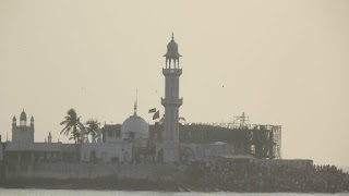 Haji Ali Dargah at Mumbai