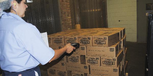 Azteca Foods khao khát Hệ thống quản lý hàng tồn kho