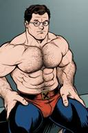 Big Beefy Bara Comics Collection 1