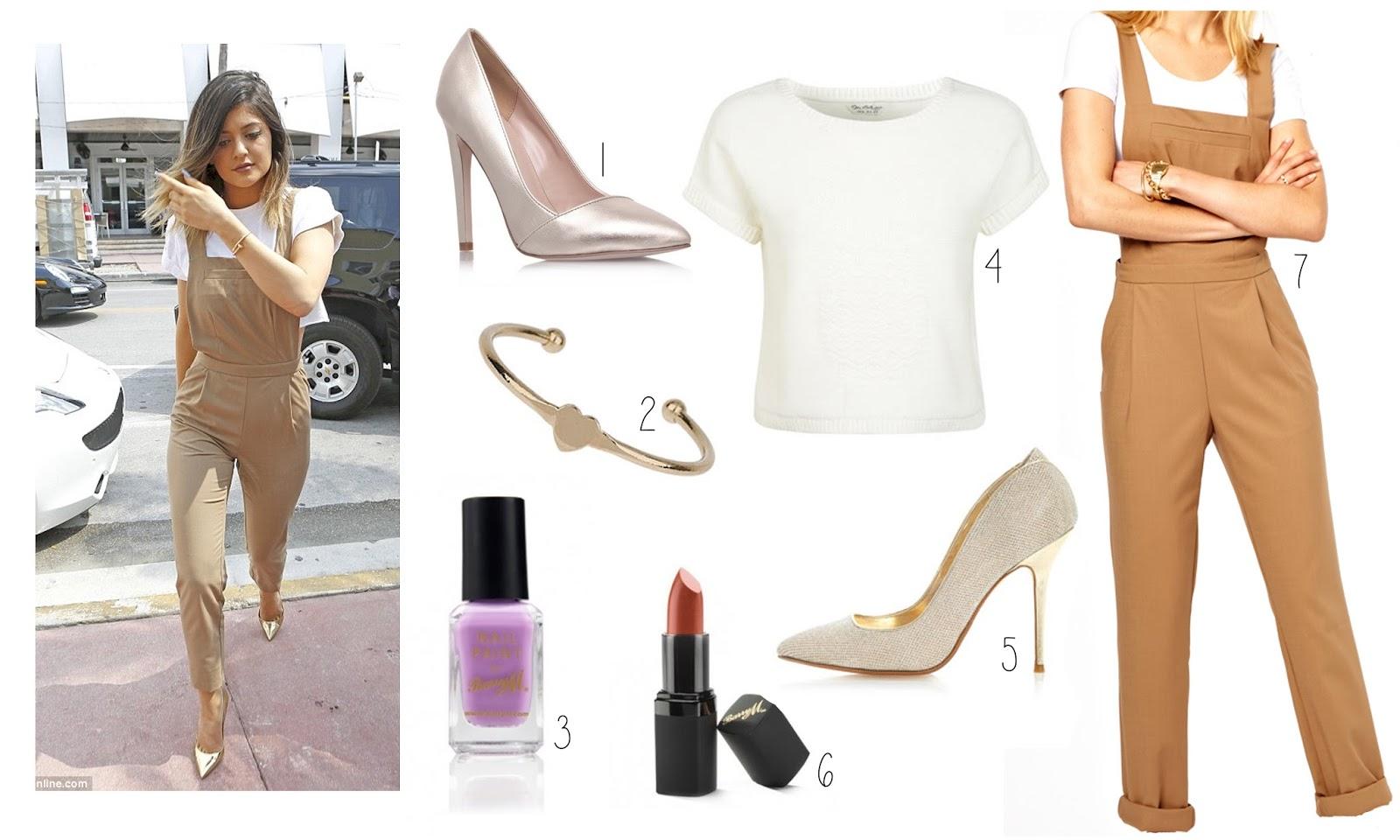 Kj Steal Her Style Kylie Jenner