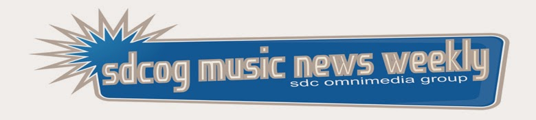 SDCOG MUSIC NEWS WEEKLY