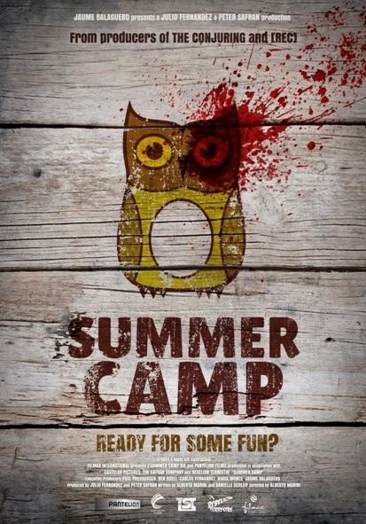 Argumento y primer fichaje para 'Summer Camp'