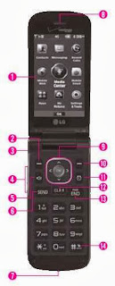 lg exalt user manual