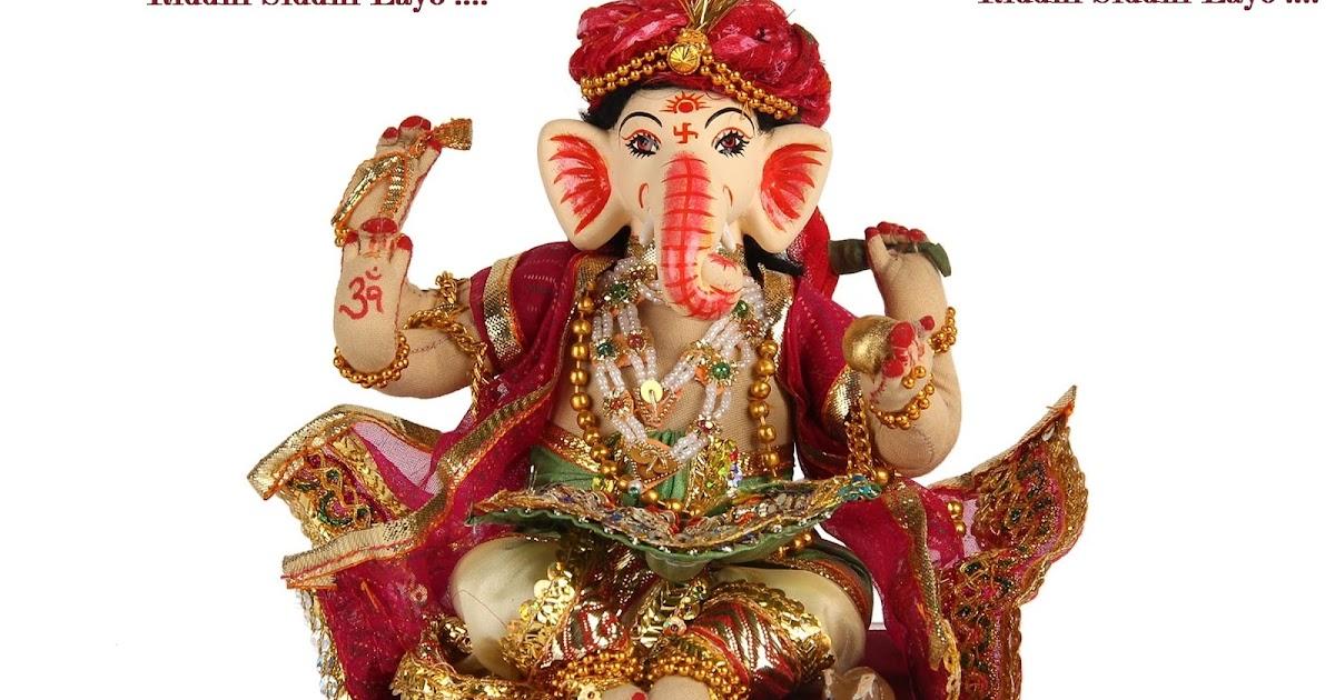 Ganapati Aayo Bapa Riddhi Siddhi Layo Festival Chaska