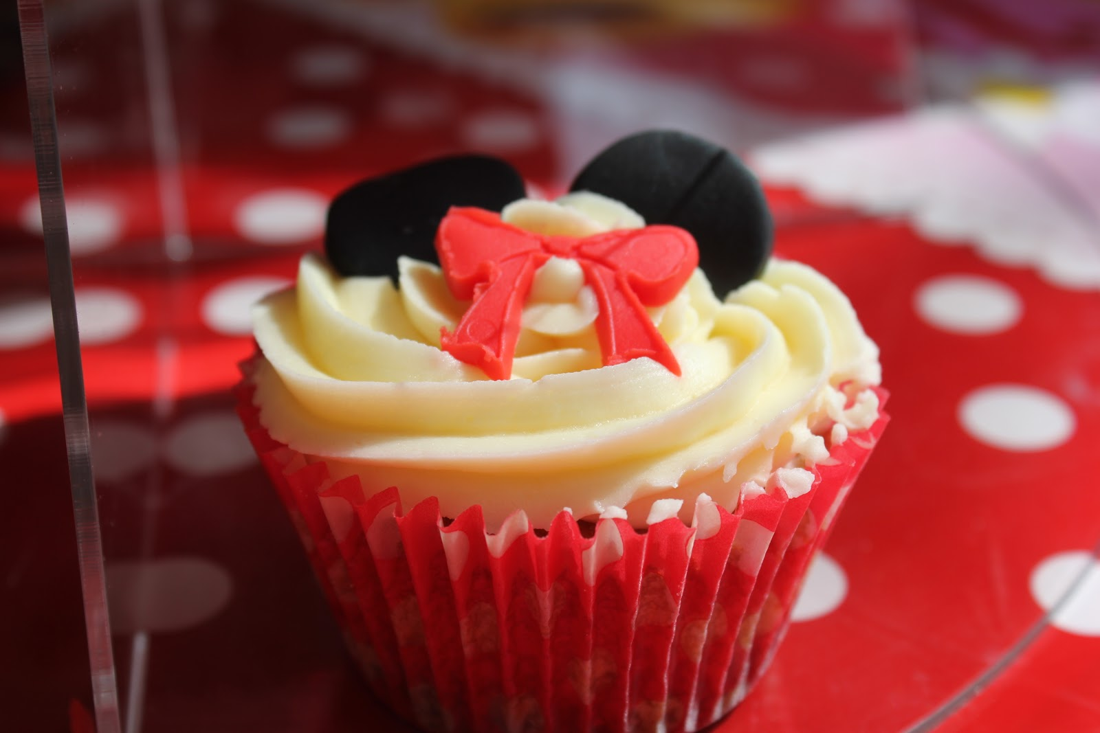Dreams of Disney...: Amelia\'s Minnie Mouse Party