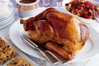 Step-by-step roast turkey Recipe