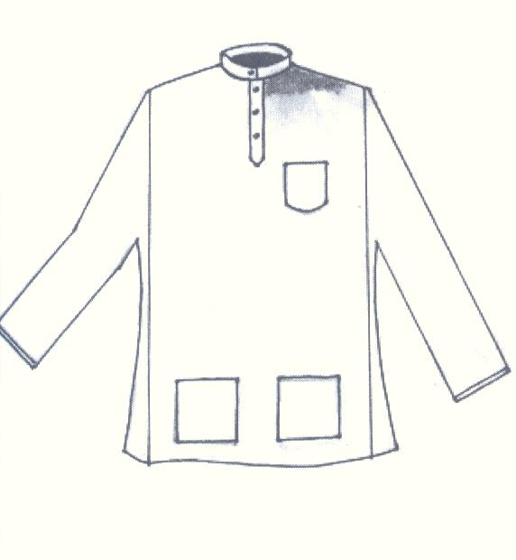 Baju Kurung Leher Cekak Musang Untuk Laki Laki Tua Muda Dan Anak Anak