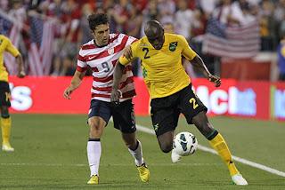 Estados Unidos vs Jamaica, Semifinales Copa de Oro 2015