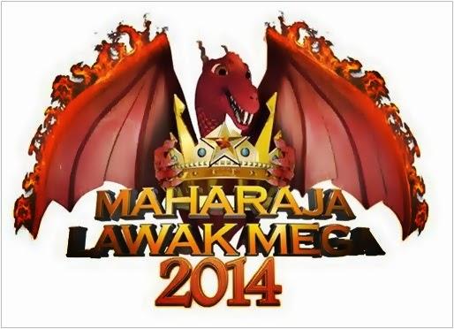 Maharaja lawak mega 2014 MLM