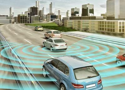 Bosch face schimbarea benzilor de circulatie mai sigura cu ajutorul radarului spate MRR