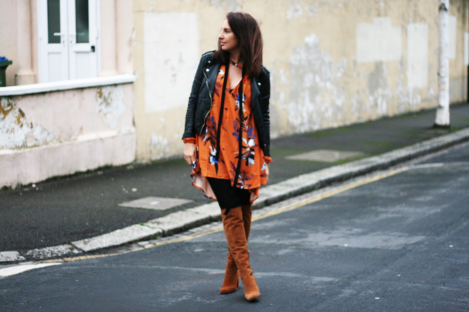 winter florals with shein