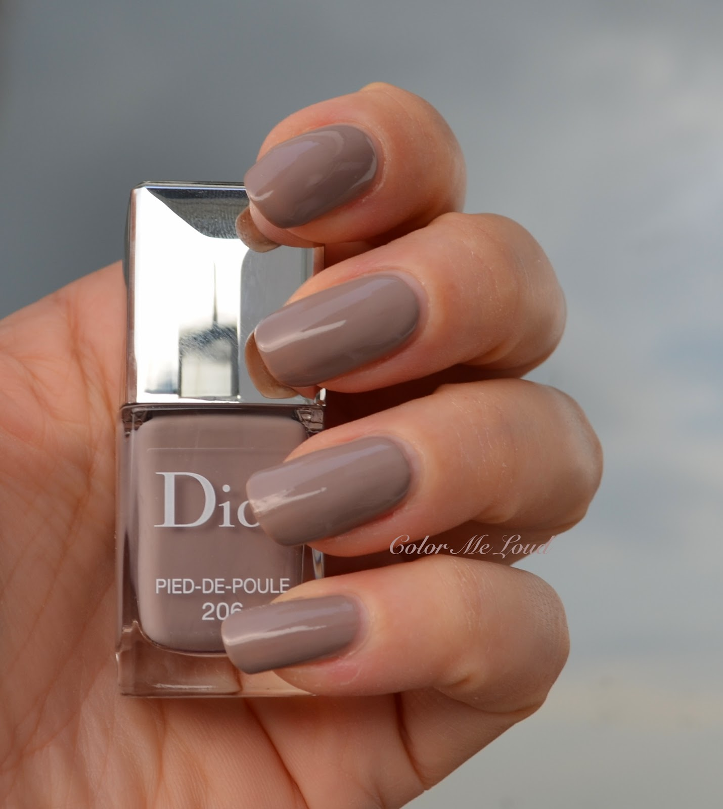 Dior Vernis #206 Pied-de-Poule, #796 Carre Bleu and #853 Massai from ...