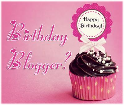 Birthday Blogger. Birthday Blogger? Bila Birthday Korang? Tarikh Birthday. Selamat Hari Lahir. Selamat Hari Jadi
