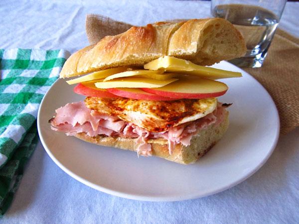 The Best Ham Sandwich