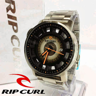 Jam Tangan Ripcurl Axis Steel orange